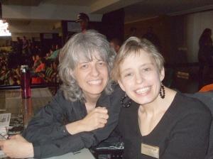 Margaret and I!