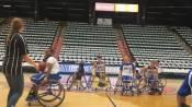 Dallas Junior Wheelchair Mavericks