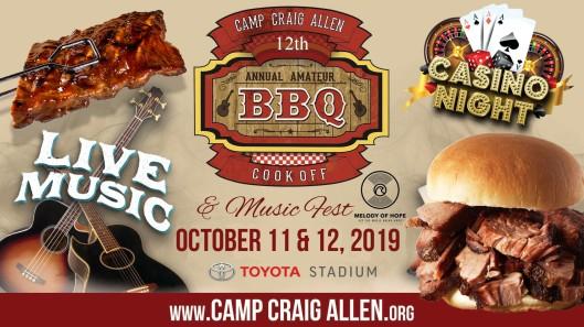 CCA BBQ flyer